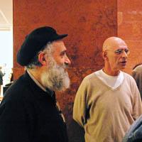 Peter Lajtay and Peter Halasz