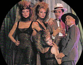 Kid Creole and the Coconuts had their very first concert at Squat Theatre